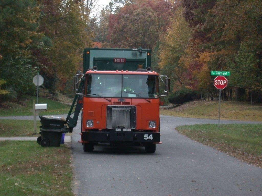 Residential Waste Collection