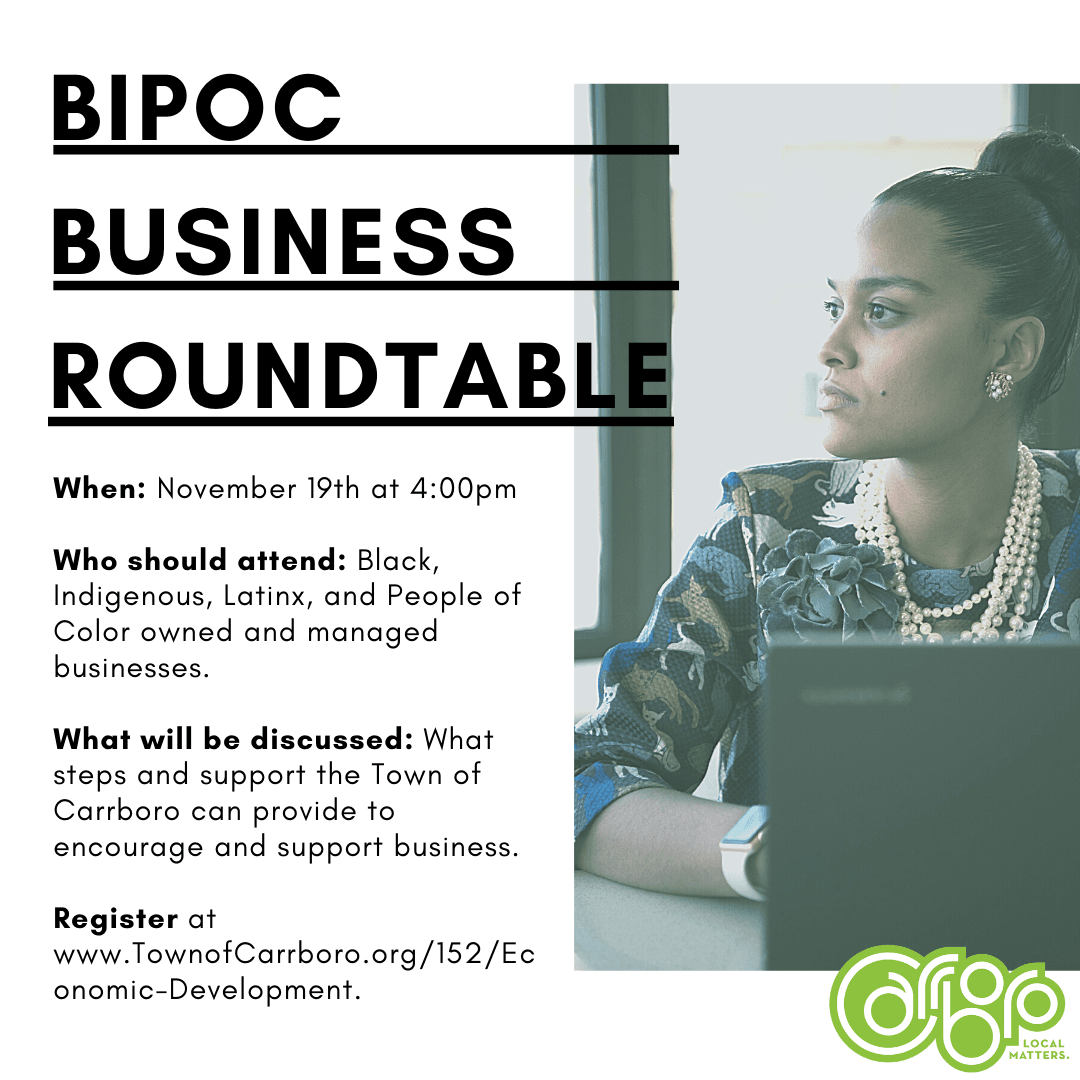 BIPOC Business Graphic