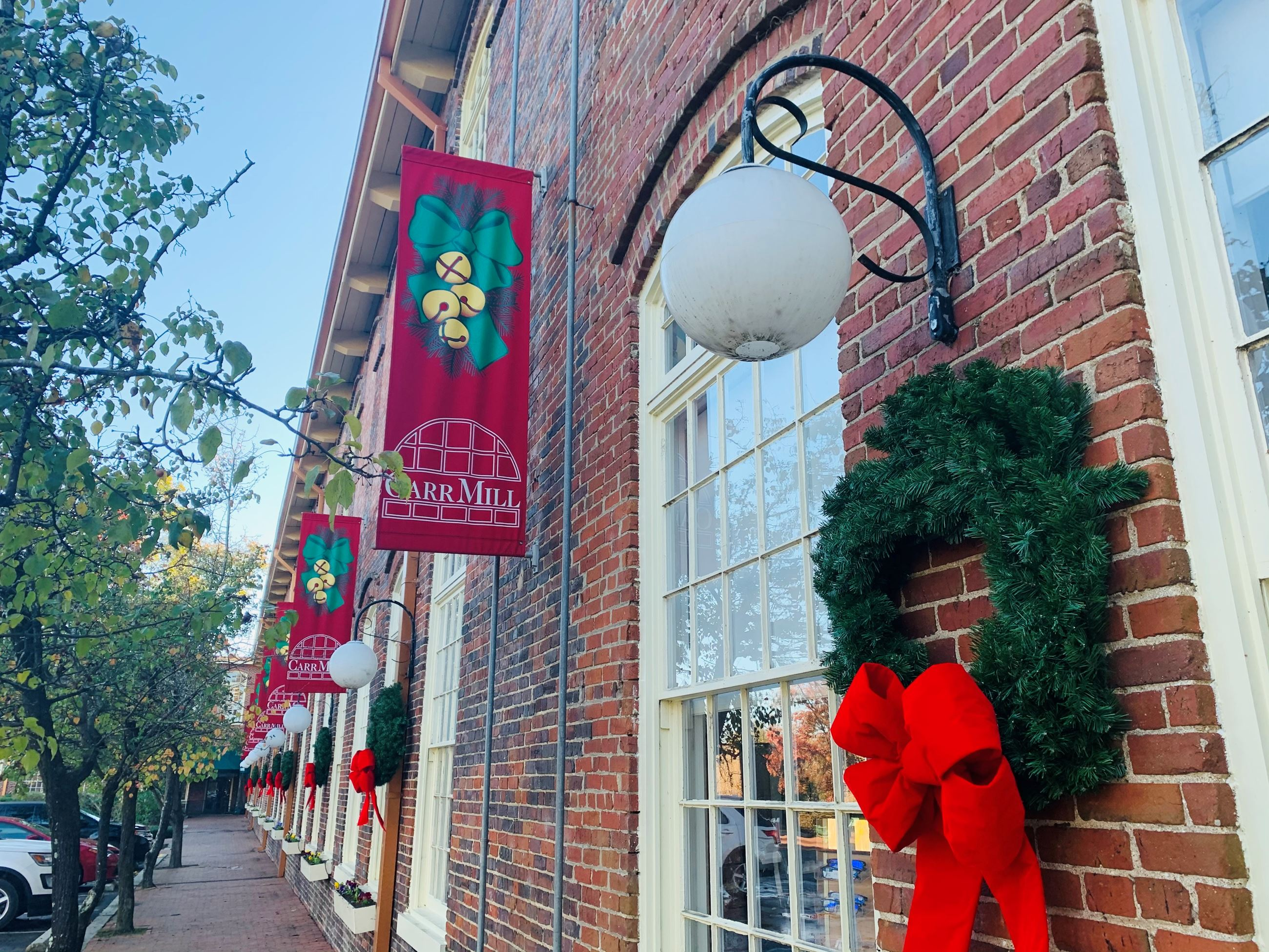 Holiday Shopping in Carrboro